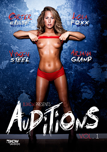 Auditions cover