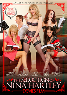 The Seduction Of Nina Hartley cover