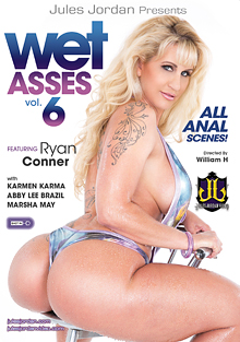 Wet Asses 6 cover