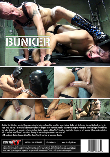 Bunker 1 Cover Back