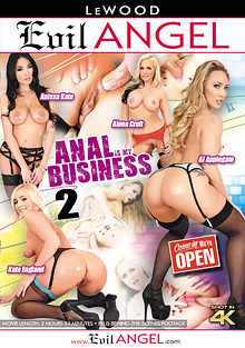 Anal Is My Business 2 cover