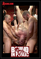 Bound In Public: Giant Cock Stud Relentlessly Fucked And Tossed Around Like A Ragdoll