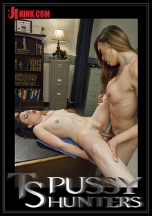 TS Pussy Hunters: Plastic Surgeon Seduction - Venus Feels UP Her Patient cover