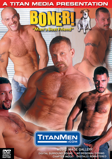 Boner Mans Best Friend Cover Front
