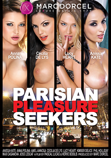 Parisian Pleasure Seekers cover