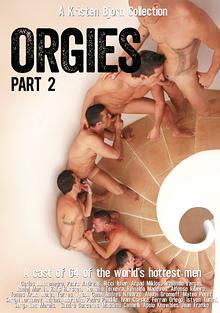 Orgies 2 cover