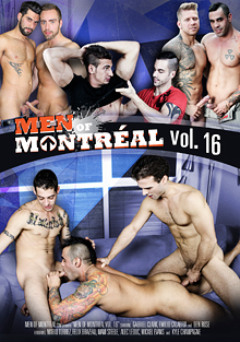 Men Of Montreal 16 cover