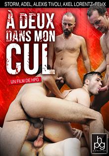 A Deux Dans Mon Cul cover