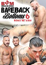bareback bottoms 6, bareback, gay, porn, aarin asker, breed me media, alpha one media, sage daniels, alessio romero