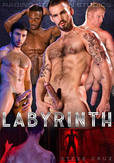 Labyrinth Cover Front