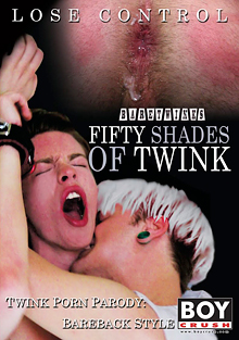 Fifty Shades Of Twink cover