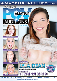 Amateur POV Auditions 21 cover