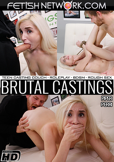 Brutal Castings: Piper Perri cover