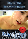 Trace And Blake Bareback In The Bathroom