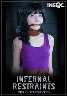 Infernal Restraints: Charlotte Sartre cover