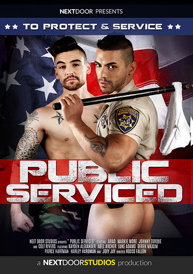 Public Serviced Cover Front