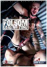 folsom loading zone, dark alley media, raw fuck club, gay, porn, leather, pigs, aarin asker, adam avery, derrick hanson, billy warren