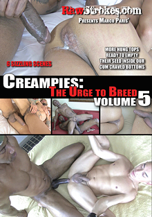 Creampies: The Urge To Breed 5 cover