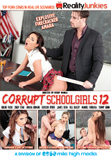 corrupt schoolgirls 12, reality junkies, amara romani, manuel ferrara, schoolgirls, uniform, teacher, student