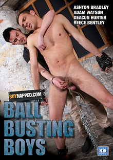Ball Busting Boys cover
