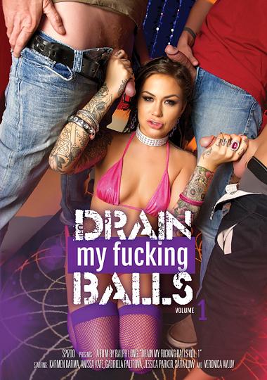 Drain My Fucking Balls cover