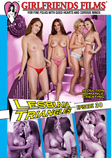 girlfriends films, lesbian triangles 30, lesbian, porn, all girl, girl on girl, aubrey star, tara morgan