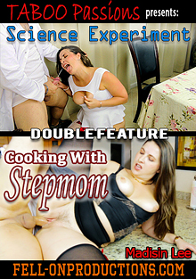 Cooking For Stepmom And Science Experiment cover