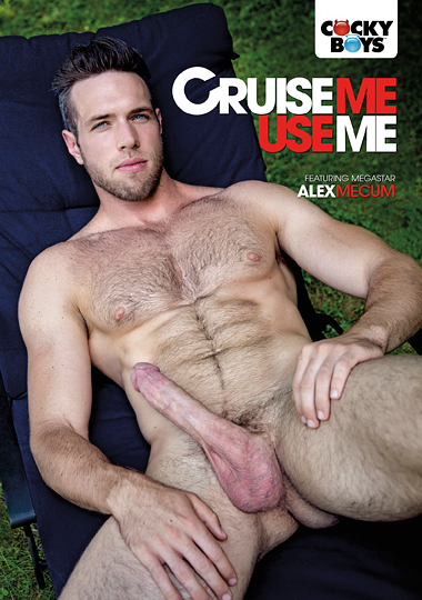 Cruise Me Use Me Cover Front