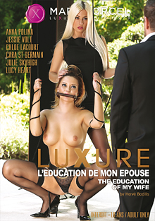 Luxure L'Education De Mon Epouse cover