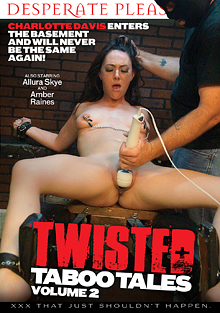 Twisted Taboo Tales 2 cover