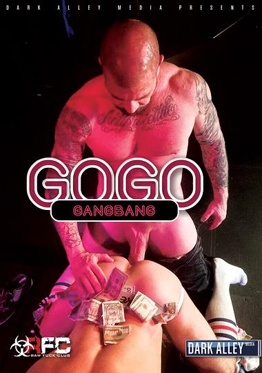 GoGo Gangbang Cover Front