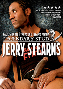 Legendary Stud: Jerry Stearns cover