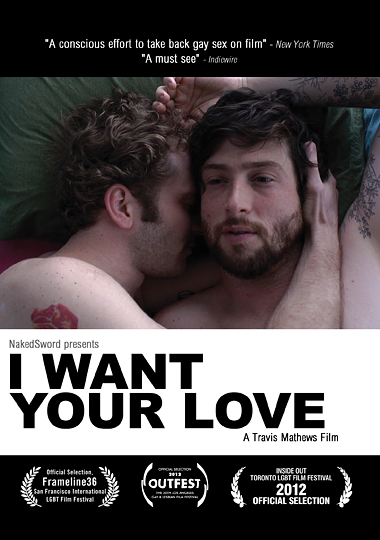 I Want Your Love Cover Front