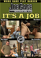 Joe Gage Sex Files 19: It's A Job