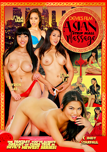 Asian Strip Mall Massage cover