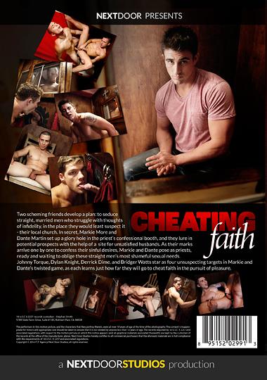 Cheating Faith Cover Back