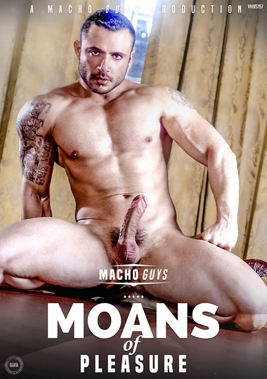 Moans of Pleasure Cover Front