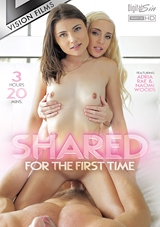 threeway, shared for the first time, adria rae, naomi woods, vision films, 3-way, threesome
