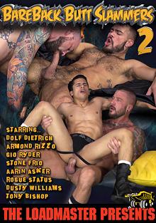 Bareback Butt Slammers 2 cover