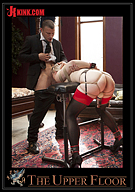 The Upper Floor: All Anal Slave Girls Training The Gape