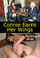Connie Earns Her Wings