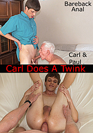 Carl Does A Twink