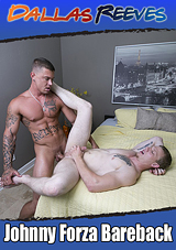 johnny forza, gay, porn, johnny forza bareback, dallas reeves