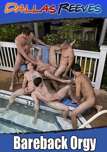 Bareback Orgy cover