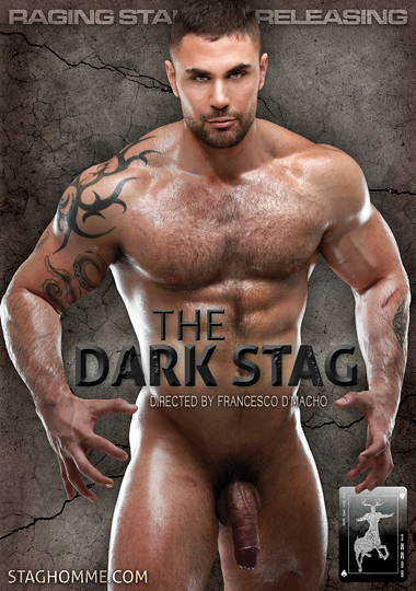 The Dark Stag Cover Front