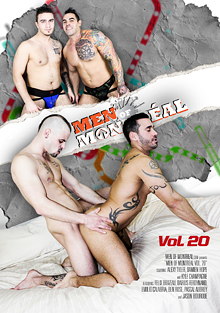 Men Of Montreal 20 cover