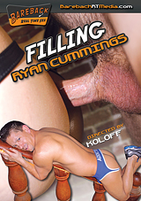 filling ryan cummings, bareback rt, bareback, gay, porn, ryan cummings, mick raw, chris top, matt woods, creampie