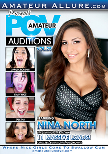 Amateur POV Auditions 25 cover