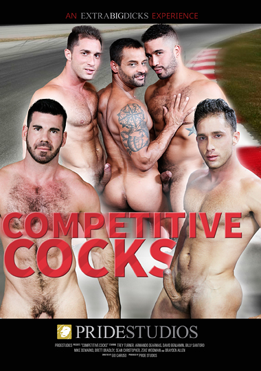 Competitive Cocks Cover Front