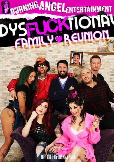 Dysfucktional Family Reunion cover